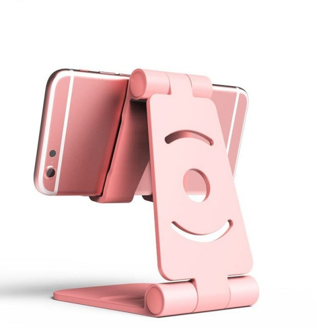 Plastic Universal Adjustable Mobile Phone Holder