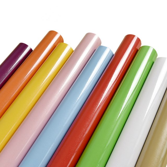Multicolor Sticky Wallpaper for Kitchen