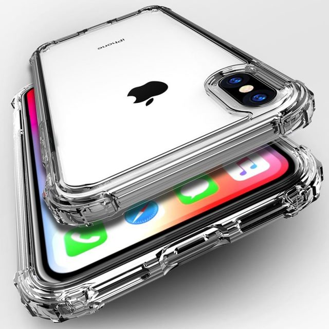 Shockproof Silicone Phone Case For iPhone