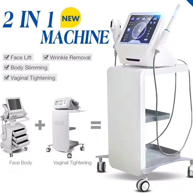 2 in 1 Vaginal Tightening and Face Lifting/Beauty Machine