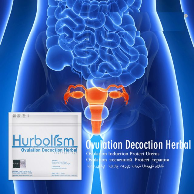 Ovulation and Pregnancy Formula for Women